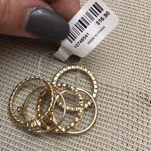 Torrid rings